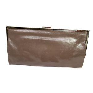 HOBO International Leather Clutch Wallet